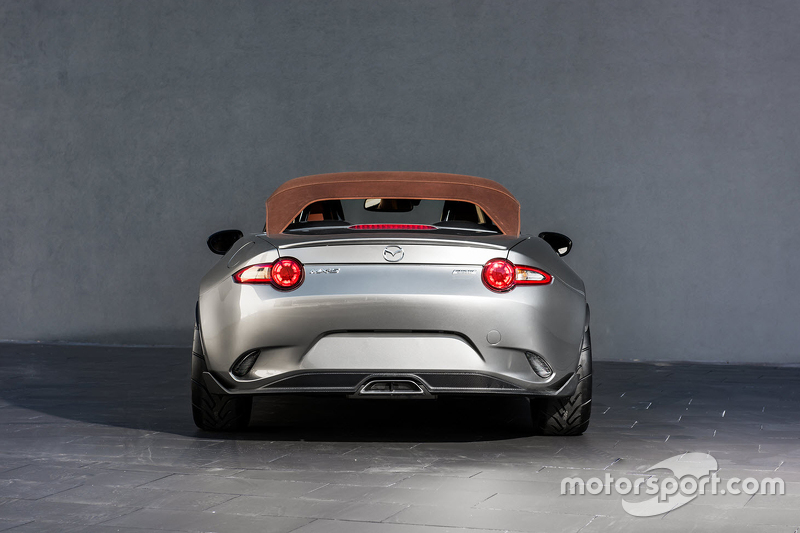 2019 Mazda MX 5 Spyder Concept photo - 6