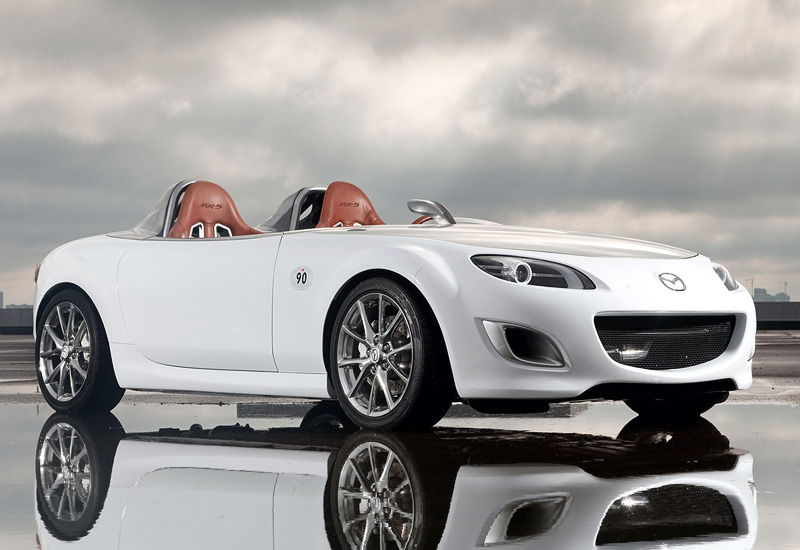 2019 Mazda MX 5 Superlight Concept photo - 4