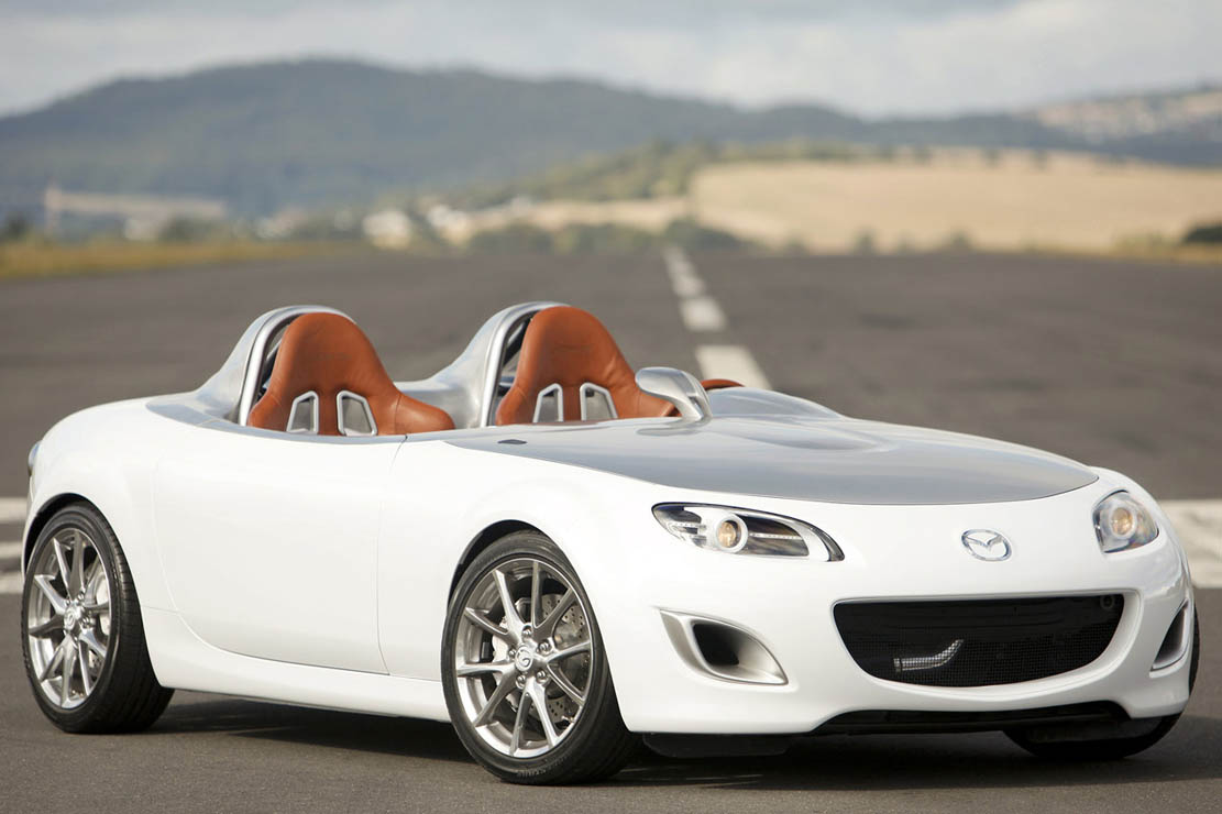 2019 Mazda MX 5 Superlight Concept photo - 6