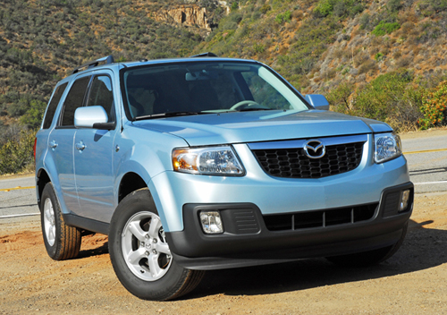 2019 Mazda Tribute Hybrid Electric Vehicle photo - 1