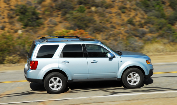 2019 Mazda Tribute Hybrid Electric Vehicle photo - 3