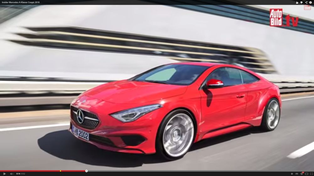 2019 Mercedes Benz A Class Coupe Car Photos Catalog 2019