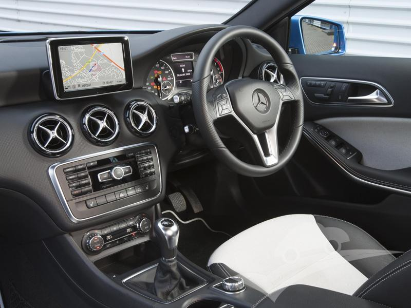 2019 Mercedes Benz A180 CDI 3door photo - 1