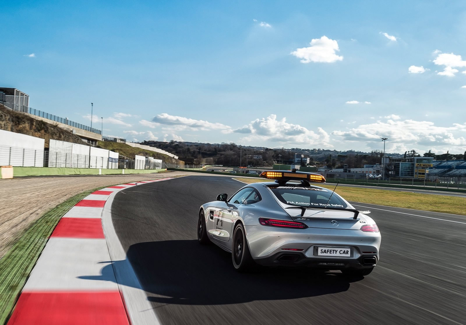 2019 Mercedes Benz AMG GT S F1 Safety Car photo - 3