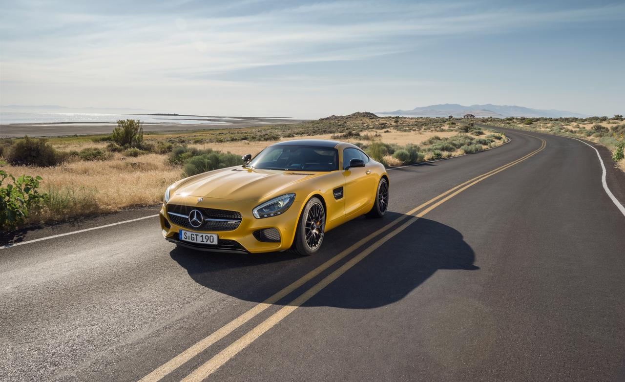 2019 Mercedes Benz AMG GT S F1 Safety Car photo - 4