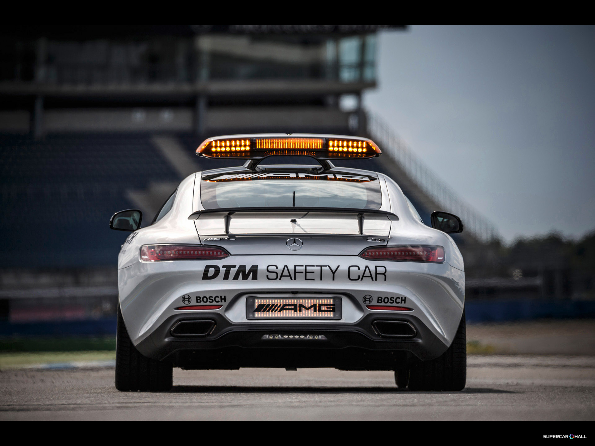 2019 Mercedes Benz AMG GT S F1 Safety Car photo - 6