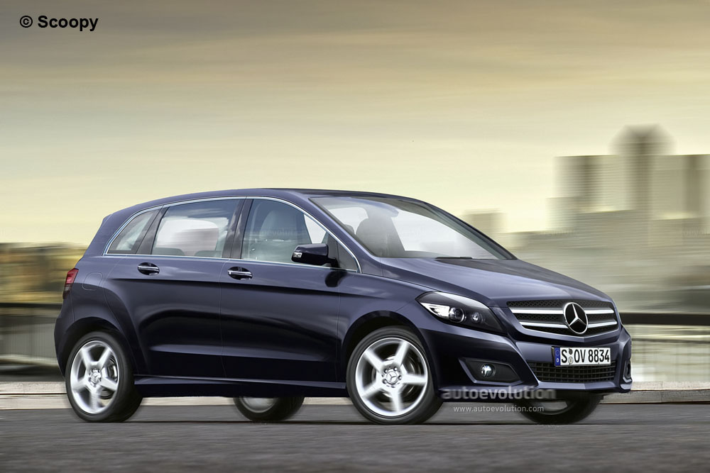 2019 Mercedes Benz B Class photo - 1