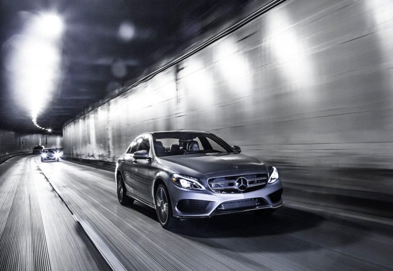 2019 Mercedes Benz C Class US Version photo - 4