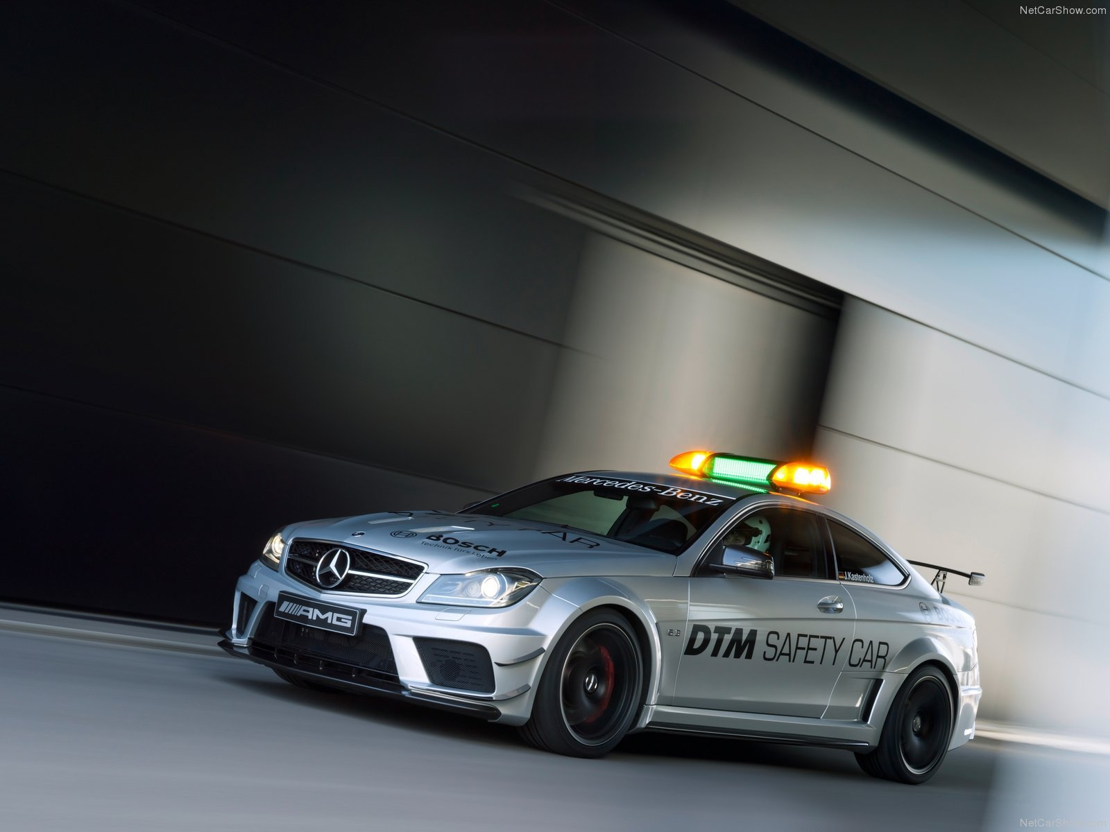 2019 Mercedes Benz C63 AMG DTM Safety Car photo - 2