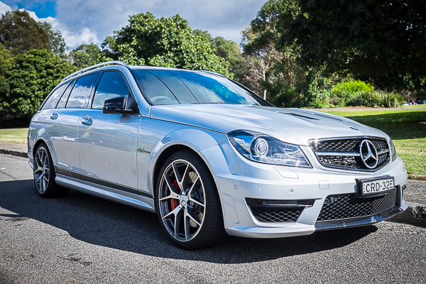2019 Mercedes Benz C63 AMG Edition 507 photo - 3