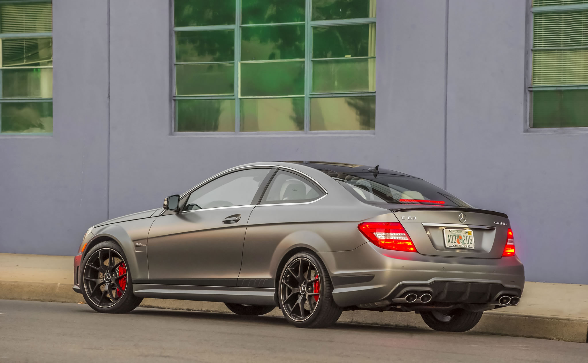 2019 Mercedes Benz C63 AMG Edition 507 photo - 5