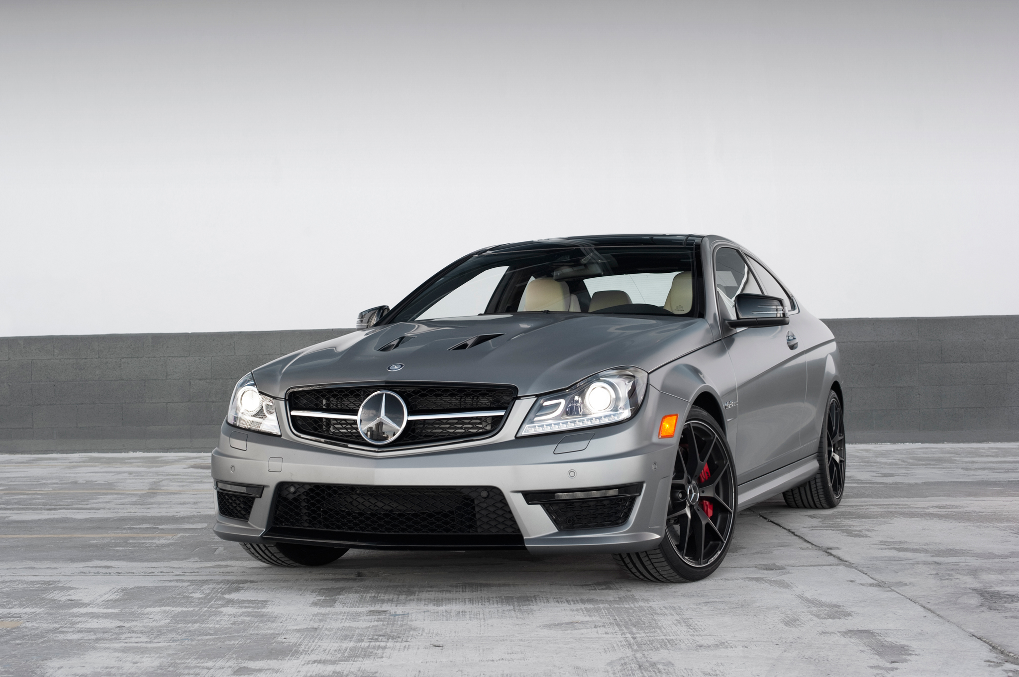 2019 Mercedes Benz C63 AMG Edition 507 photo - 6