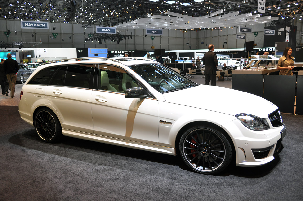 2019 Mercedes Benz C63 AMG Estate photo - 1