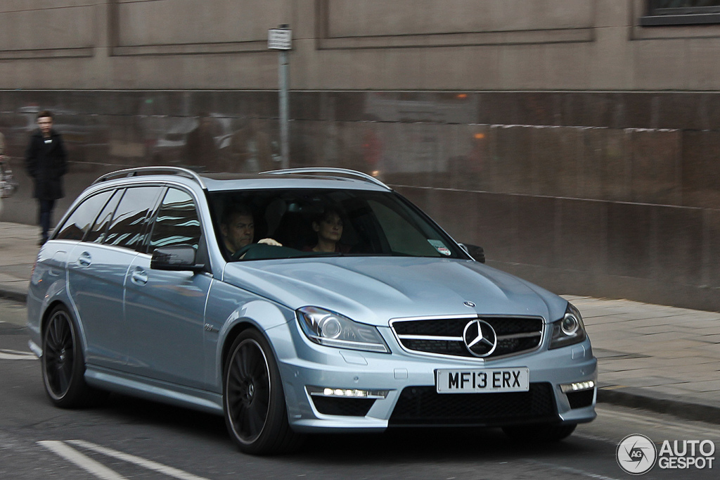 2019 Mercedes Benz C63 AMG Estate photo - 6