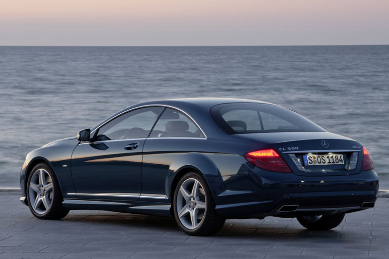 2019 Mercedes Benz CL 600 photo - 3