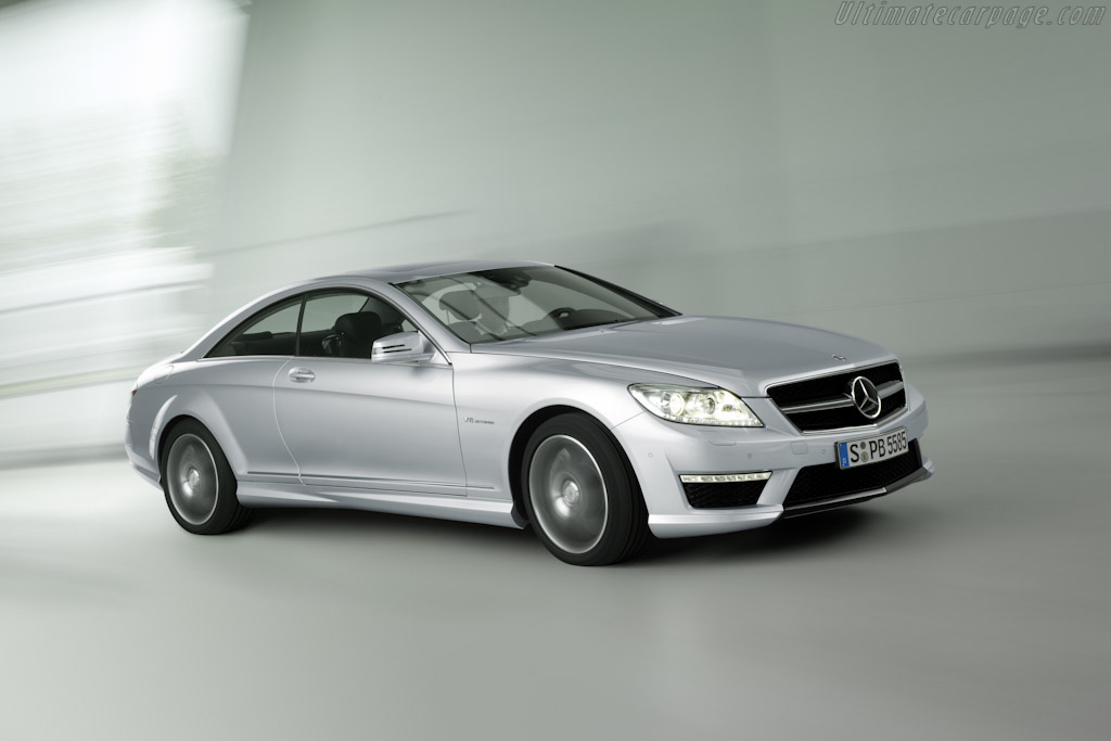 2019 Mercedes Benz CL 63 AMG photo - 4