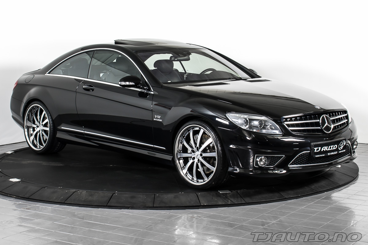 2019 Mercedes Benz CL65 AMG photo - 4