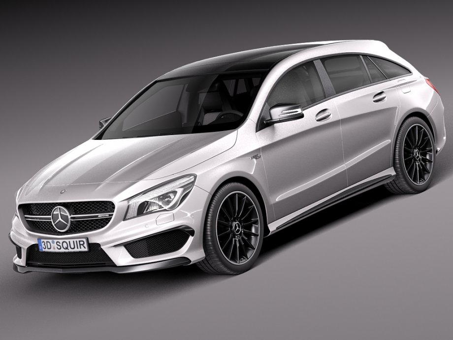 2019 Mercedes Benz Cla Shooting Brake Car Photos Catalog 2018