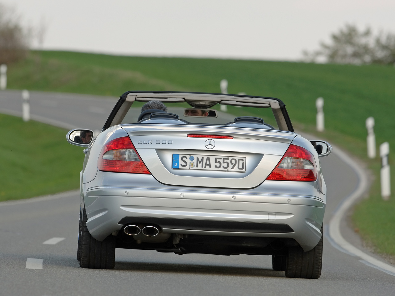 2019 Mercedes Benz CLK Cabriolet photo - 1