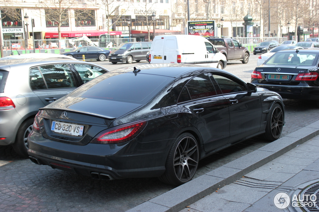 2019 Mercedes Benz Cls 63 Amg Car Photos Catalog 2019