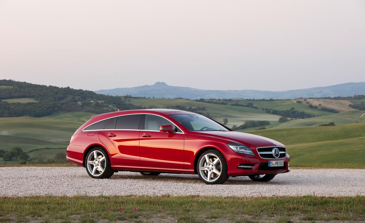 2019 Mercedes Benz CLS Shooting Brake photo - 1