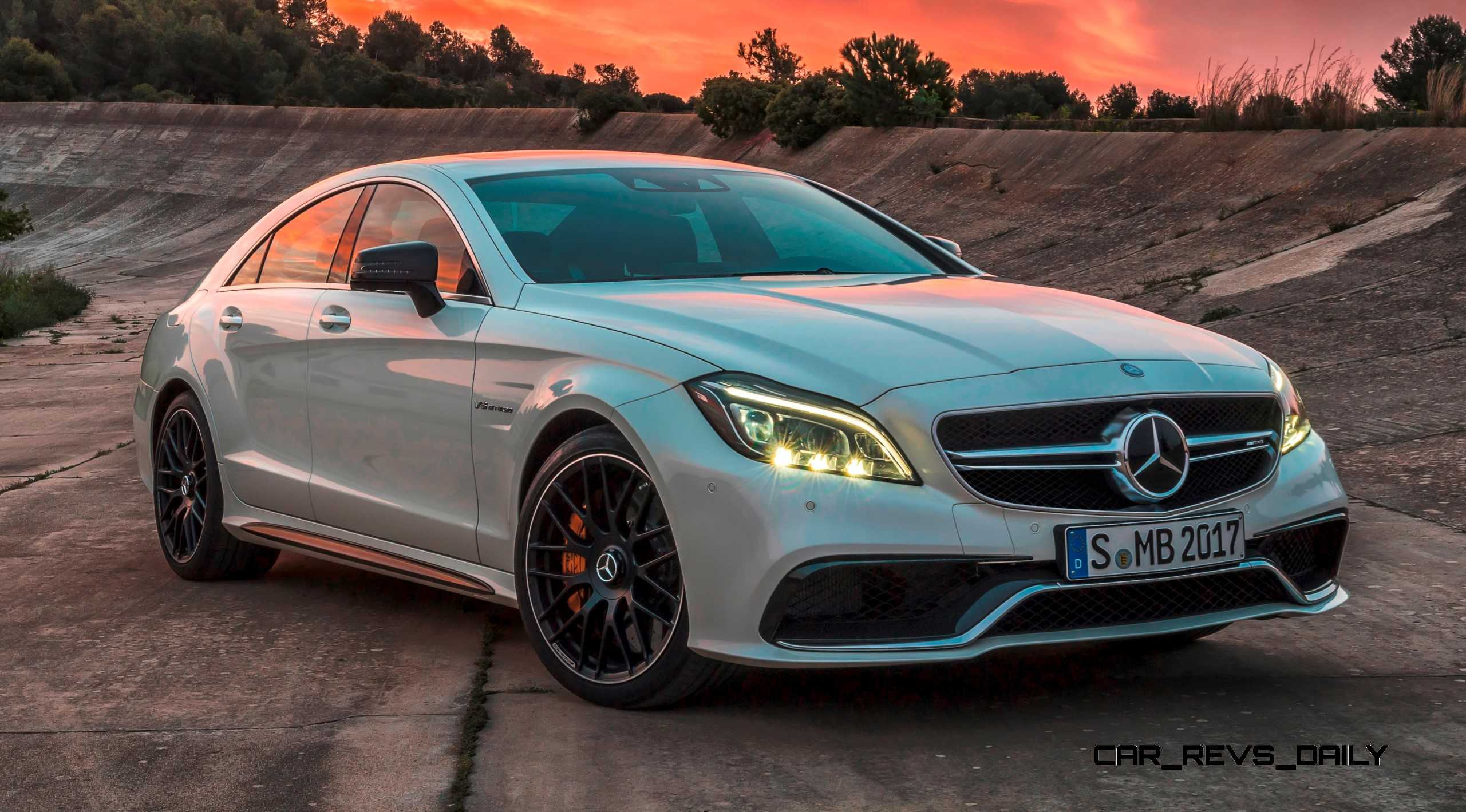 2019 Mercedes Benz CLS63 AMG photo - 2