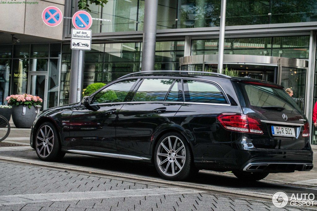 2019 Mercedes Benz E 63 AMG Estate photo - 2
