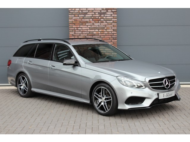 2019 Mercedes Benz E Class 4Matic photo - 1
