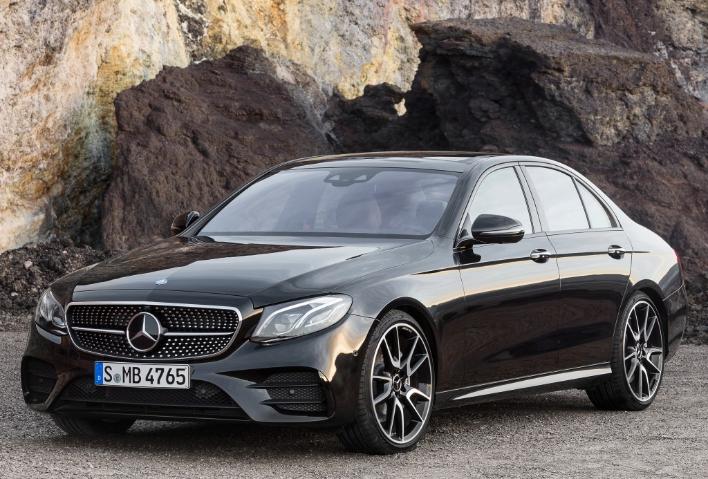 2019 Mercedes Benz E Class photo - 6