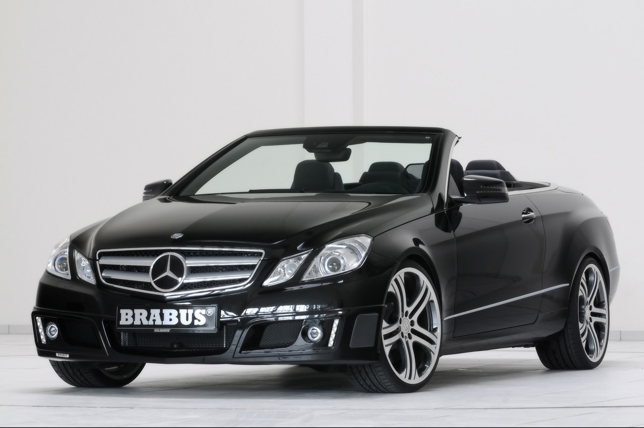 2019 Mercedes Benz E Class Cabriolet photo - 5