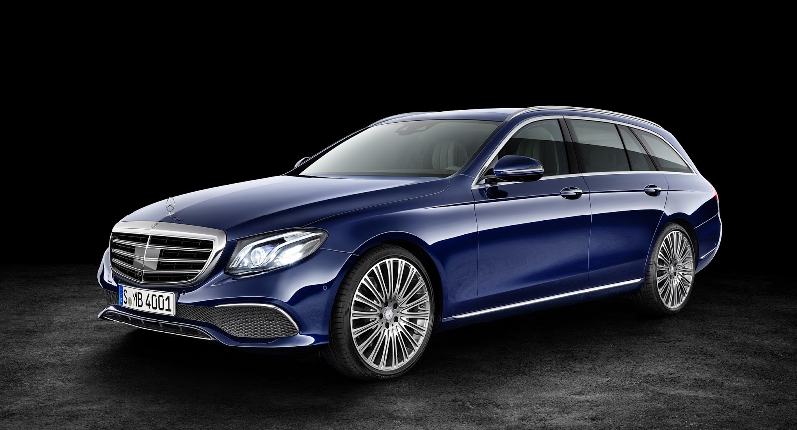 2019 Mercedes Benz E Class Estate photo - 6