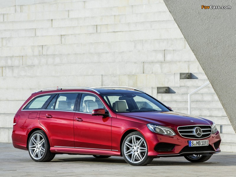 2019 Mercedes Benz E Class Estate AMG Sports Package photo - 5
