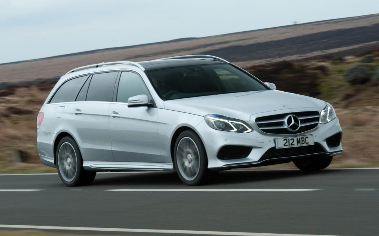 2019 Mercedes Benz E Class Estate UK Version photo - 1
