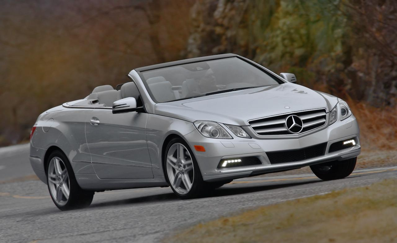 2019 Mercedes Benz E350 Cabriolet photo - 5