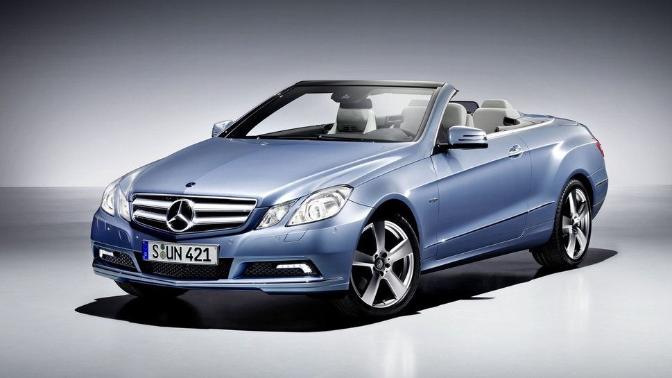 2019 Mercedes Benz E350 Cabriolet photo - 6