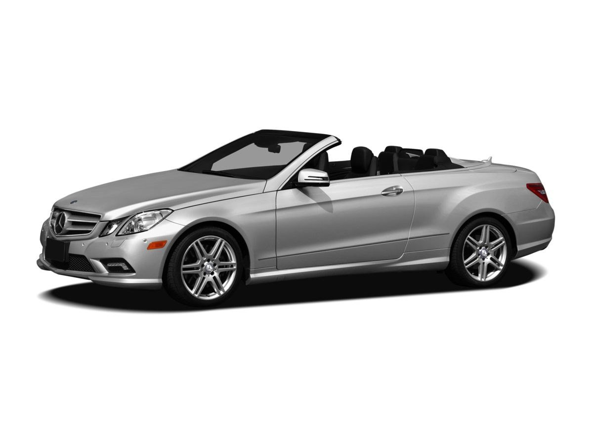 2019 Mercedes Benz E550 Cabriolet photo - 6