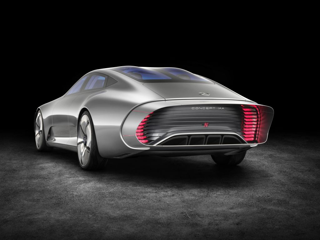 2019 Mercedes Benz F 200 Concept photo - 1