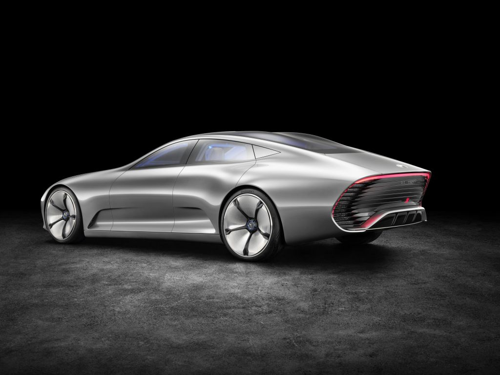 2019 Mercedes Benz F 200 Concept photo - 6