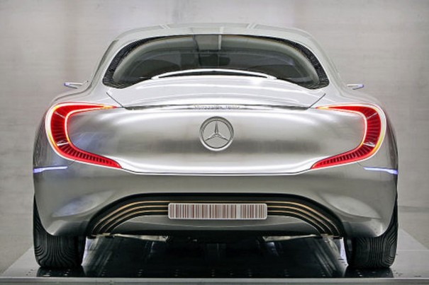 2019 Mercedes Benz F125 Concept photo - 4