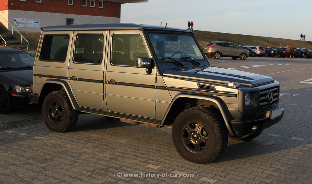 2019 Mercedes Benz G350 Bluetec photo - 1