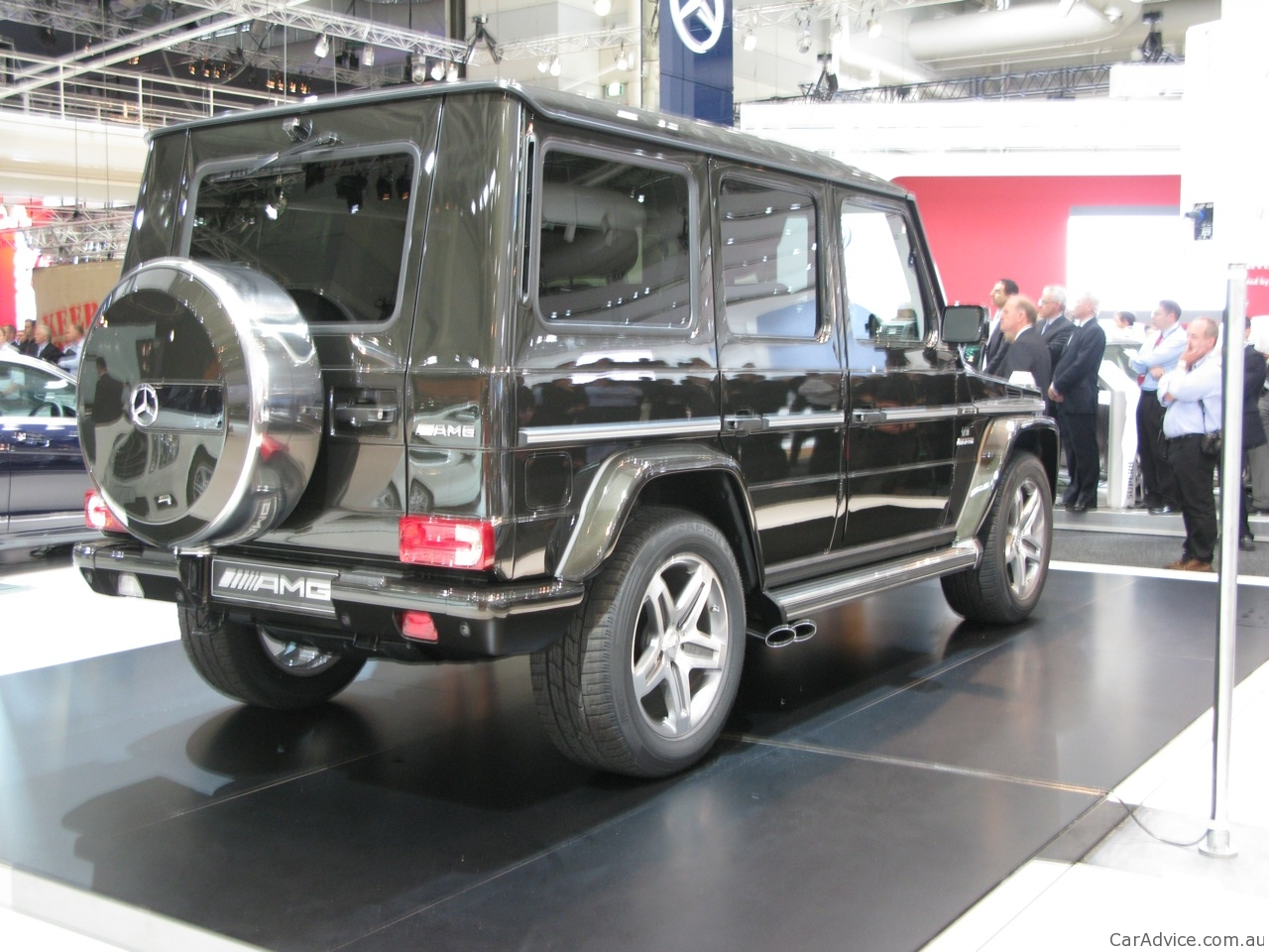 2019 Mercedes Benz G55 AMG photo - 2