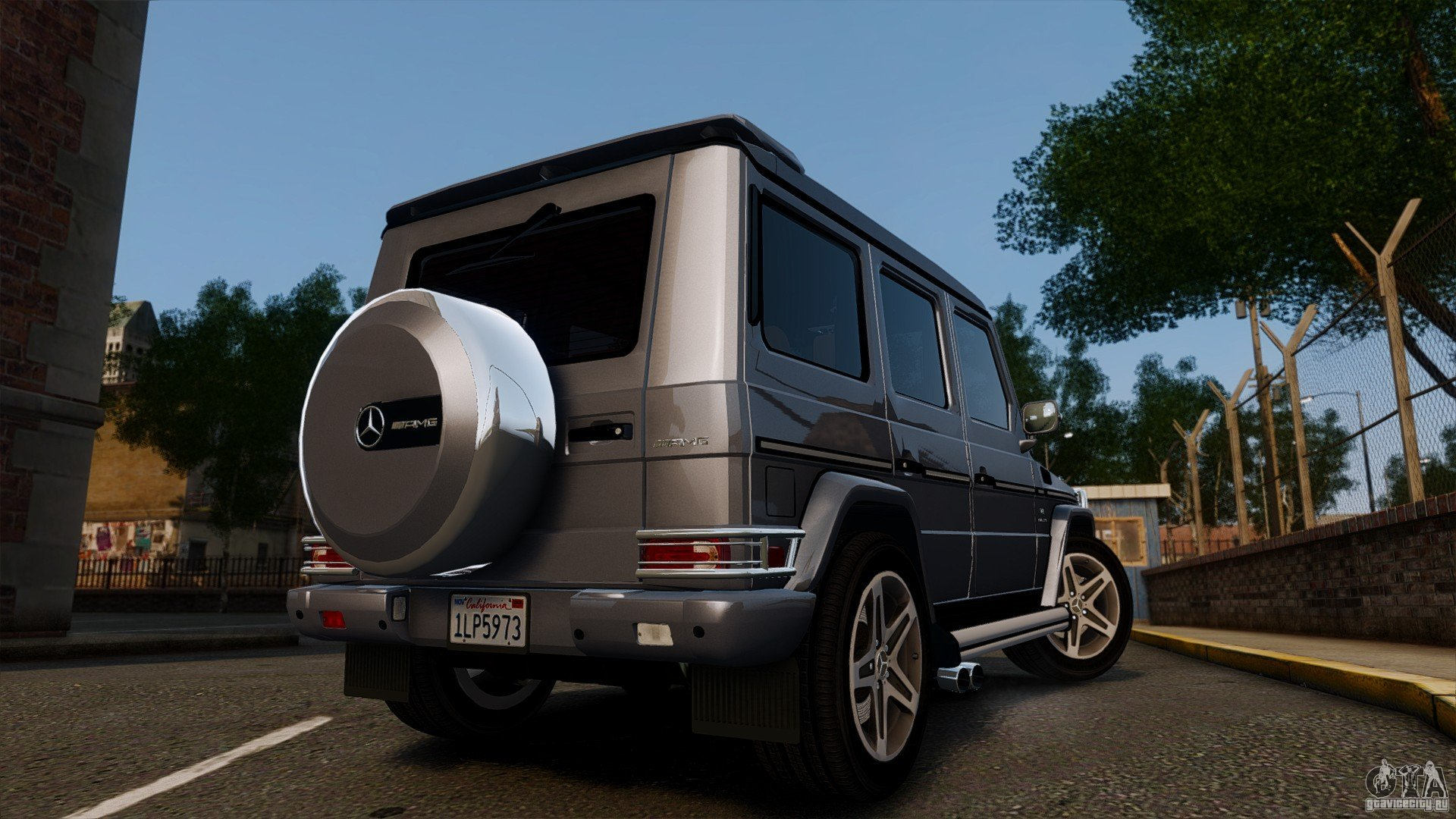 2019 Mercedes Benz G55 AMG photo - 3