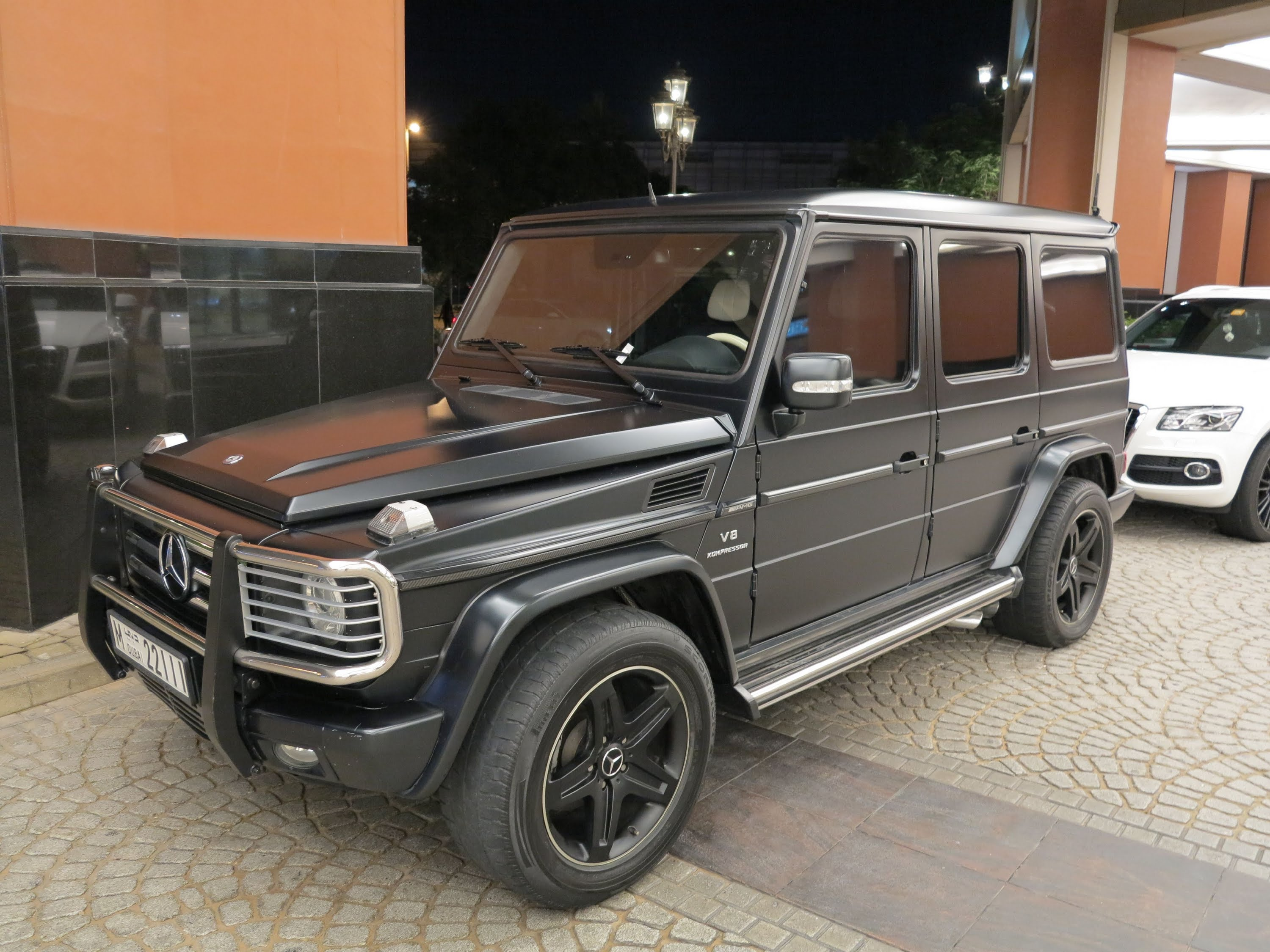 2019 Mercedes Benz G55 AMG photo - 4
