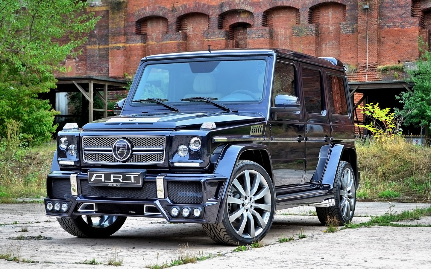 2019 Mercedes Benz G55 AMG photo - 5