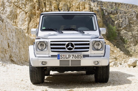 2019 Mercedes Benz G55 AMG photo - 6