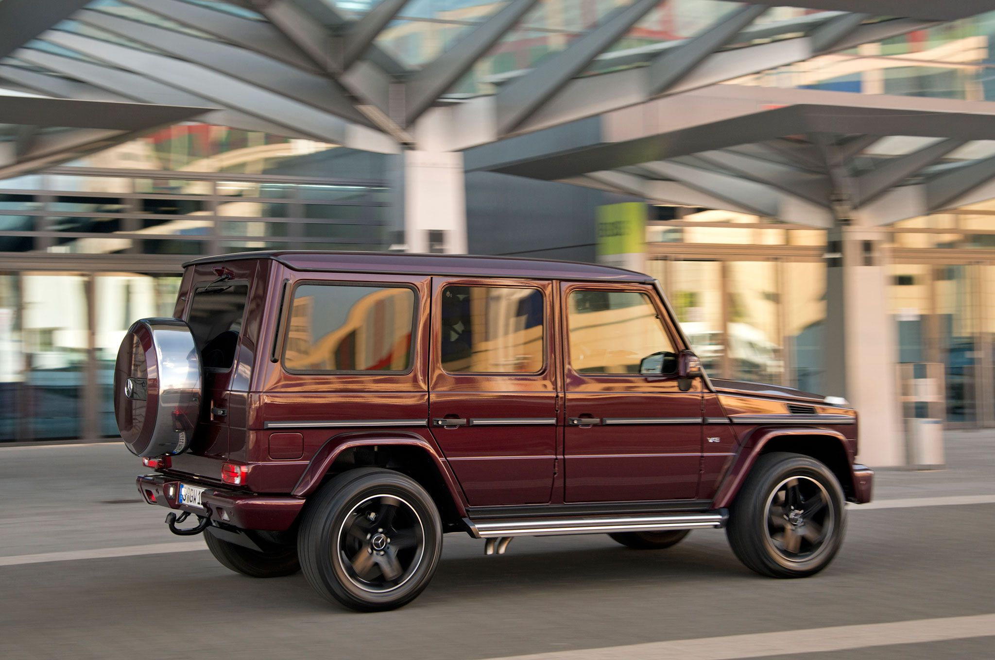 2019 Mercedes Benz G550 photo - 2