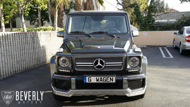 2019 Mercedes Benz G550 photo - 4