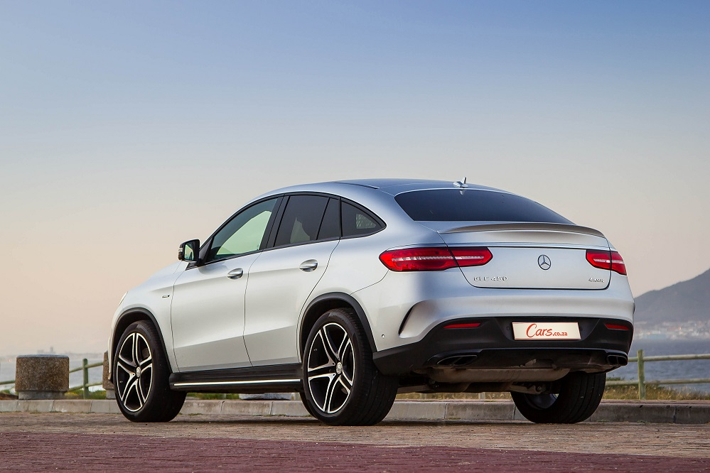 2019 Mercedes Benz GLE450 AMG Coupe photo - 1