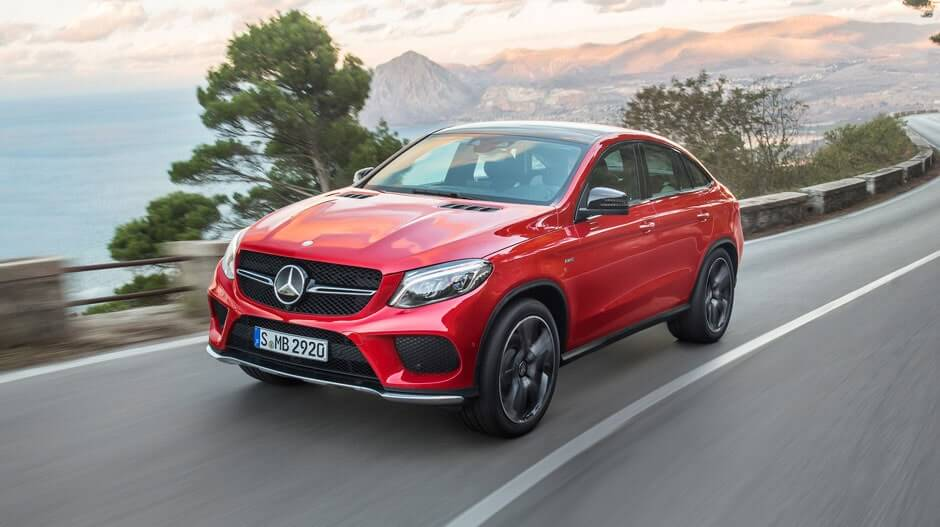2019 Mercedes Benz GLE450 AMG Coupe photo - 5