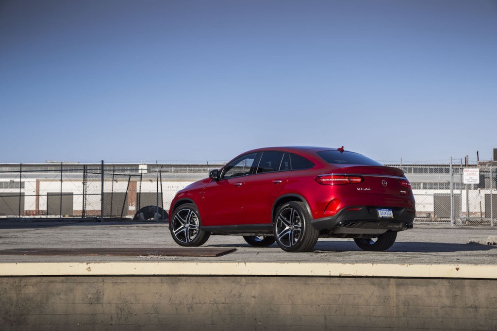 2019 Mercedes Benz GLE450 AMG Coupe photo - 6